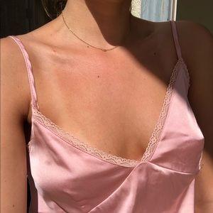 Gorgeous Silk Cami